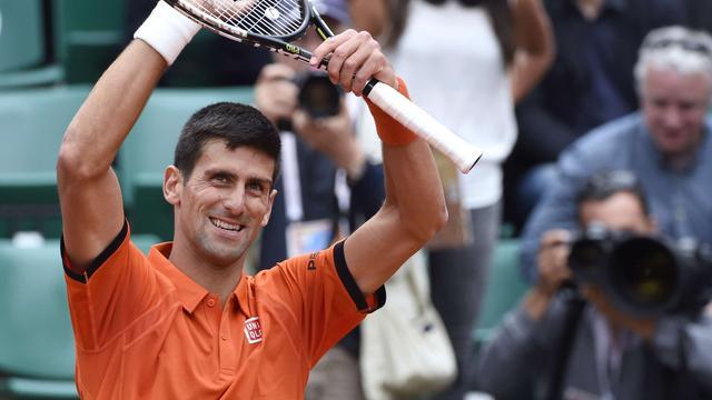 Djokovic, Nadal en Serena Williams naar derde ronde Roland Garros