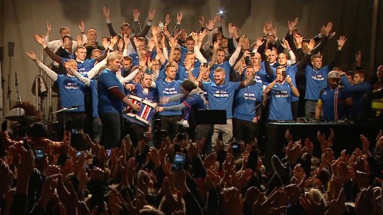 ijslandse staf en spelers kunnen wk kwalificatie nog er