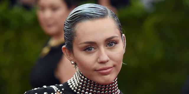 Miley Cyrus vloekt in MTV-promotiefilmpje