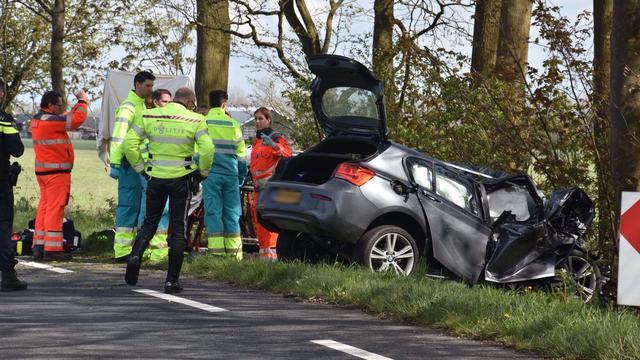 52-jarige Alphenaar overleden na eenzijdig ongeval