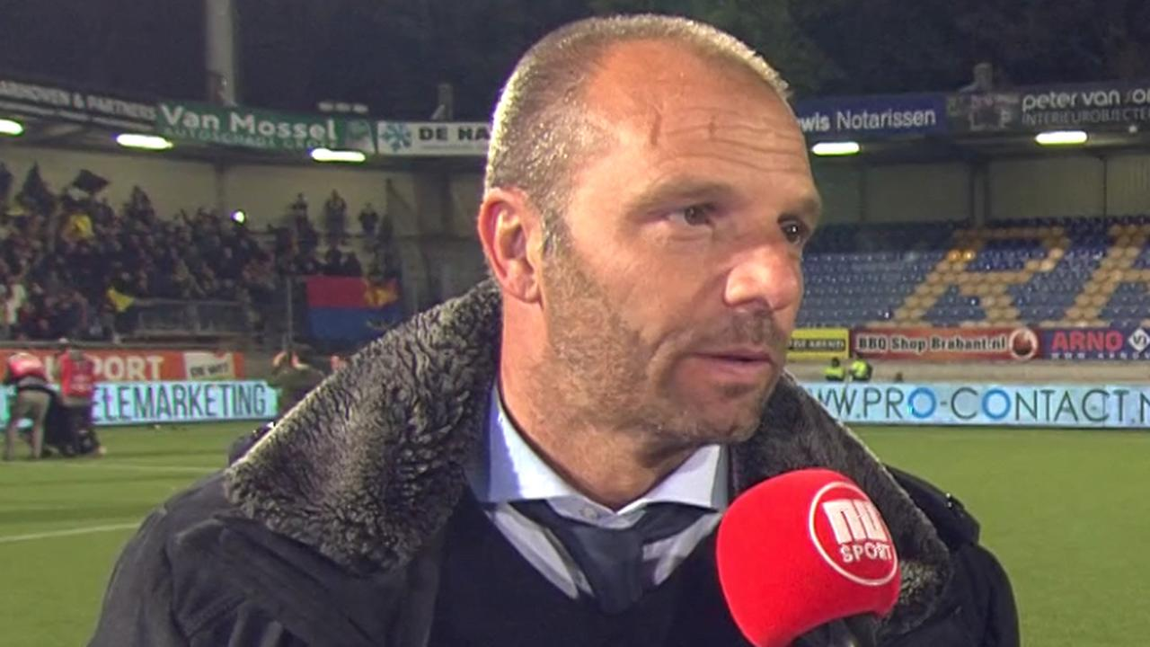 Steijn: 'Drie jaar keihard gewerkt voor promotie VVV'