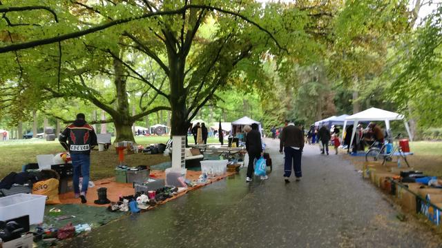 Koningsdag Eindhoven start met vrijmarkt