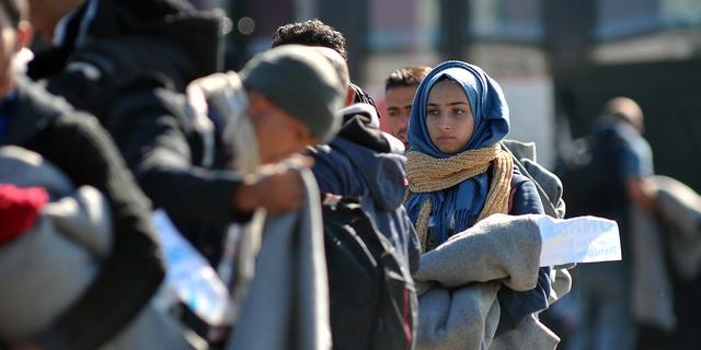 Eerste vluchtelingen herverdeeld in Europa