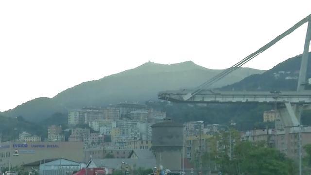 Live: Hulpdiensten zoeken verder naar slachtoffers in Genua