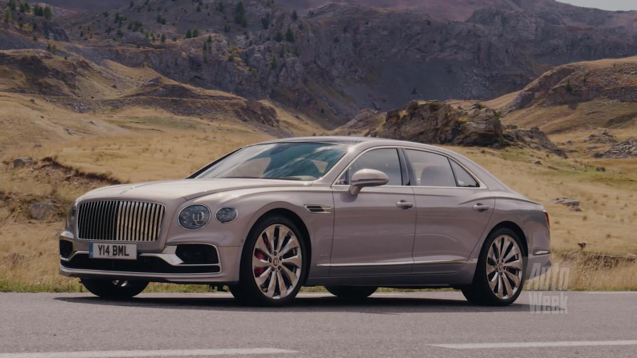Eerste rijtest: Bentley Flying Spur