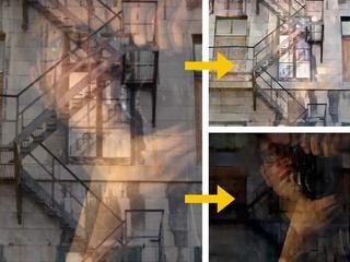 Reflectie kan automatisch uit foto worden verwijderd