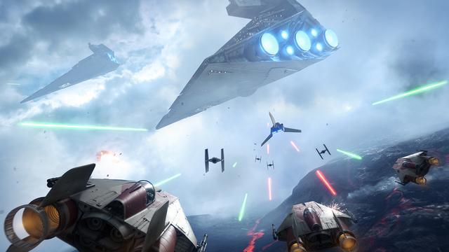 Nieuwe personages en modi voor Star Wars: Battlefront
