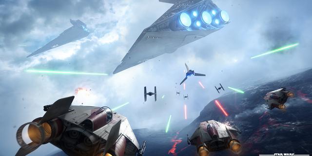 Star Wars Battlefront krijgt gratis maps en Star Cards