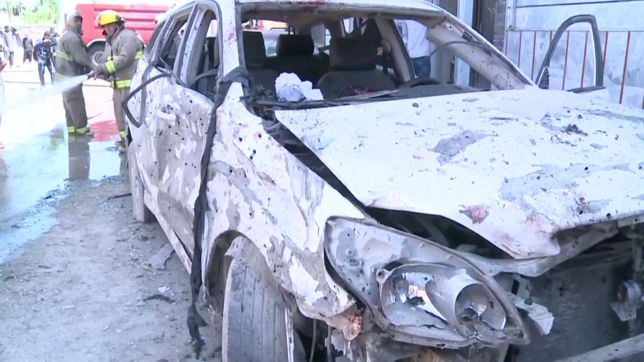 Ravage op straat in Kabul na bloedige aanslag