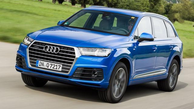 Audi Q7 voortaan alleen nog maar met V6-dieselmotor