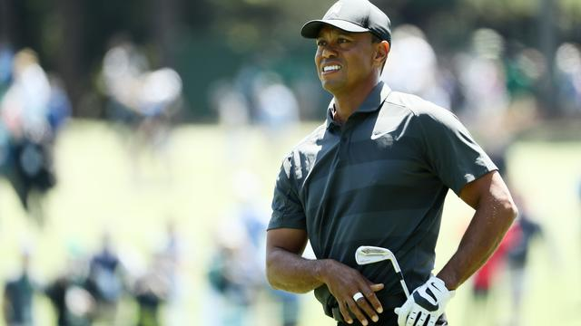Tiger Woods begint Masters in middenmoot, dramatische start Garcia
