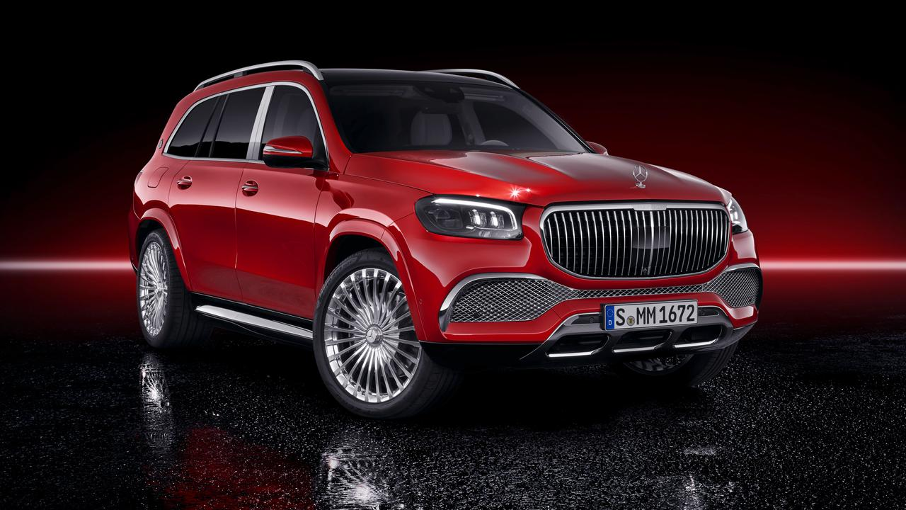 Mercedes Asks More Than 2 Tons For Maybach Suv Teller Report