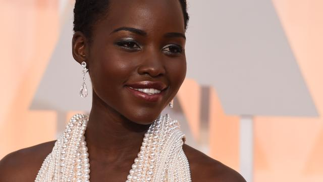Lupita Nyong'o in superheldenfilm Black Panther