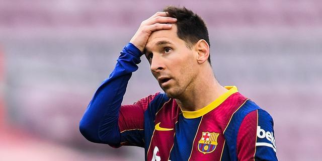 Clubicoon Messi vertrekt na 21 jaar alsnog bij FC Barcelona