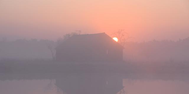 Weerbericht: In de ochtend mist, later af en toe een bui