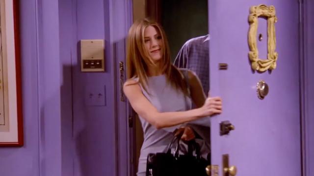 Minidocu: Hierom zijn de muren in de tv-serie Friends paars