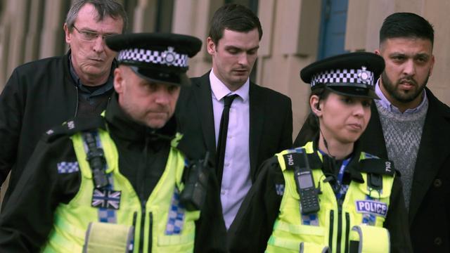 Adam Johnson schuldig bevonden aan seks met 15-jarig meisje
