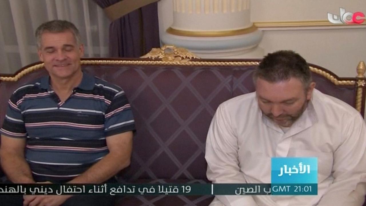 Jemen laat twee Amerikaanse gevangenen vrij