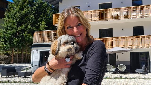 Caroline uit Bad Kleinchirchheim.