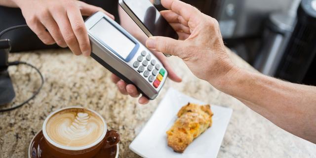 ABN Amro test betalen met Android-smartphone