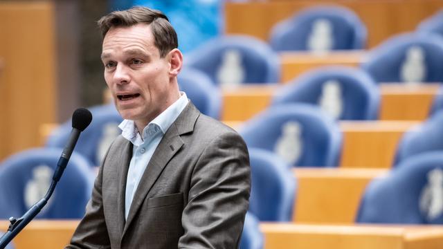 CDA-Kamerlid Martijn van Helvert wil lijsttrekker worden