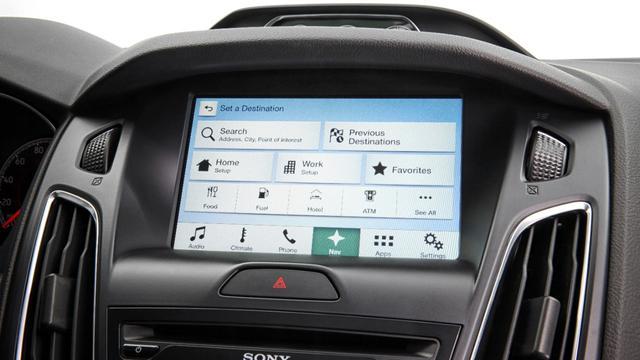 Ford gaat smartphone-apps toegang geven tot autosensoren