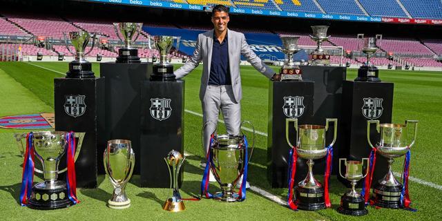 Suárez neemt Koeman gedwongen afscheid niet kwalijk: 'Ik verwachtte het al'