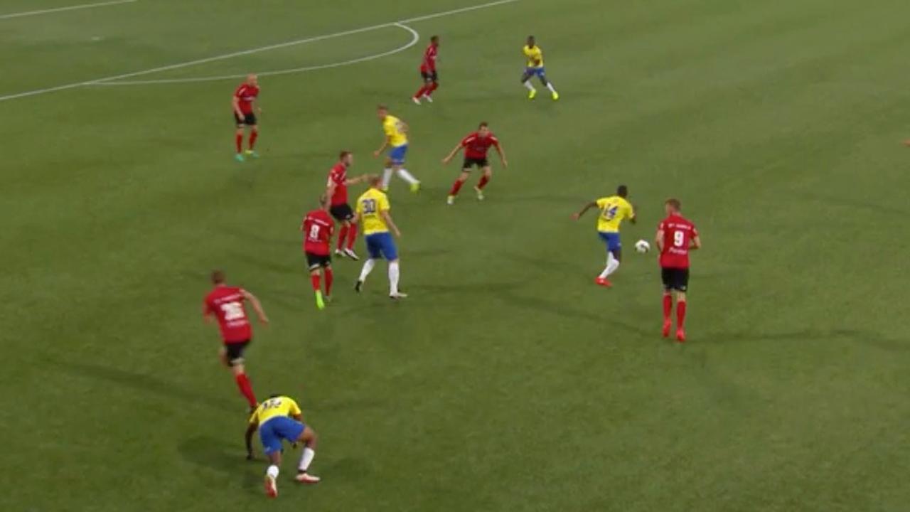 Samenvatting Helmond Sport - SC Cambuur