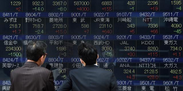 Japanse beurs boekt forse winst