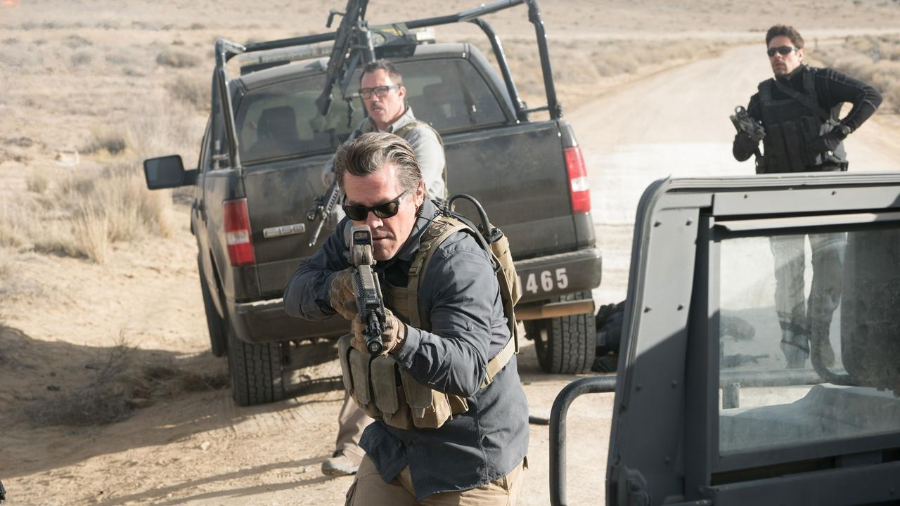 Bekijk hier de trailer van Sicario Day Of The Soldado