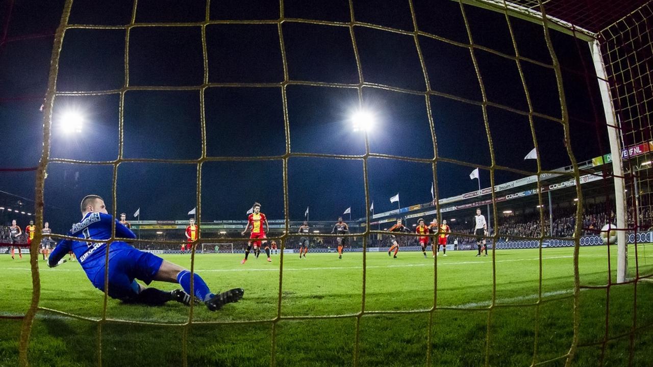 Bekijk de samenvatting van Go Ahead Eagles-FC Volendam