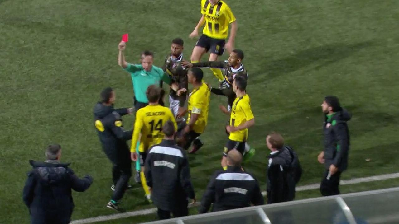 Samenvatting VVV Venlo-FC Dordrecht (3-1)