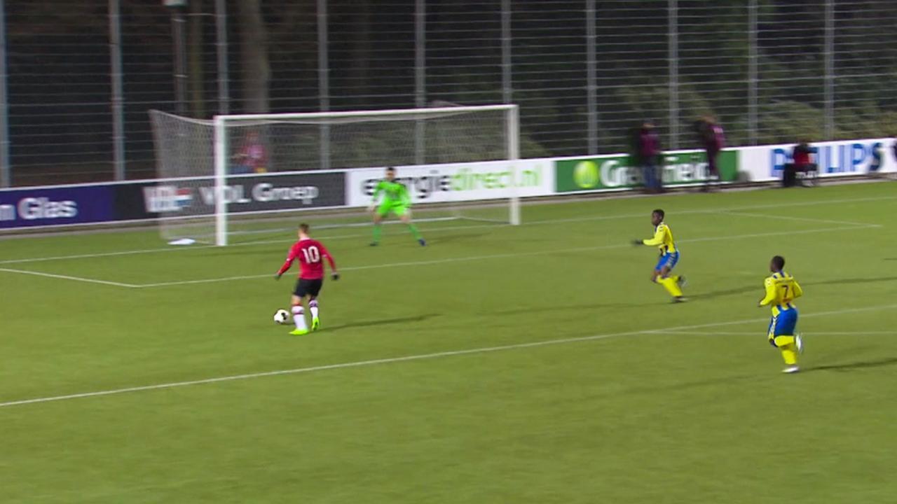 Samenvatting Jong PSV-RKC (4-1)