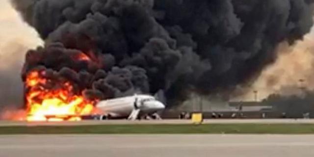 Zeker 41 doden bij noodlanding Aeroflot-toestel in Moskou