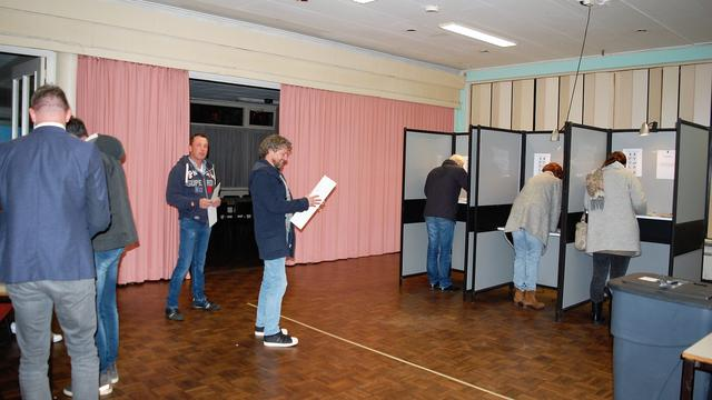 VVD en PVV grootste partijen in gemeente Roosendaal