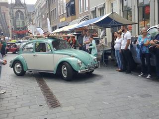 De jaarlijkse dag met bijzondere voertuigen blijft in trek