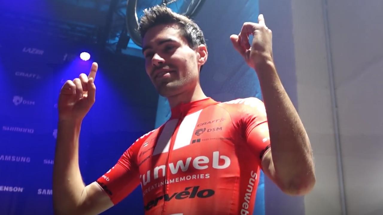 Dumoulin krijgt 'allstarteam' mee naar Giro