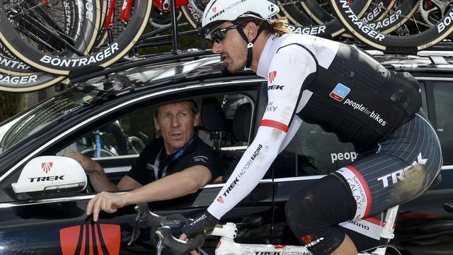 Pijnvrije Cancellara maakt eind mei rentree in Ronde van de Fjorden