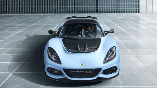 Lotus lanceert Exige Sport 410
