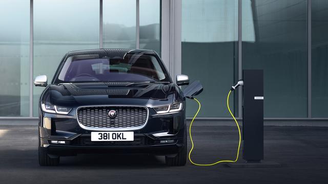 In Nederland is men gezien het succes van de I-Pace al gewend aan elektrische Jaguars.