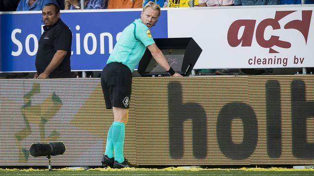UEFA voert VAR vanaf volgend seizoen ook in Champions League in