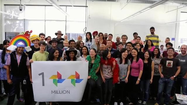 Honderd miljoen maandelijkse gebruikers voor Google Photos