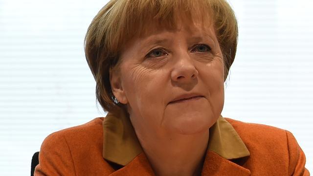 Angela Merkel officieel herkozen als kandidate bondskanselierschap