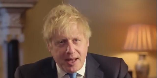 Brexit-speech Boris Johnson: 'Dit is geen einde, maar een begin'