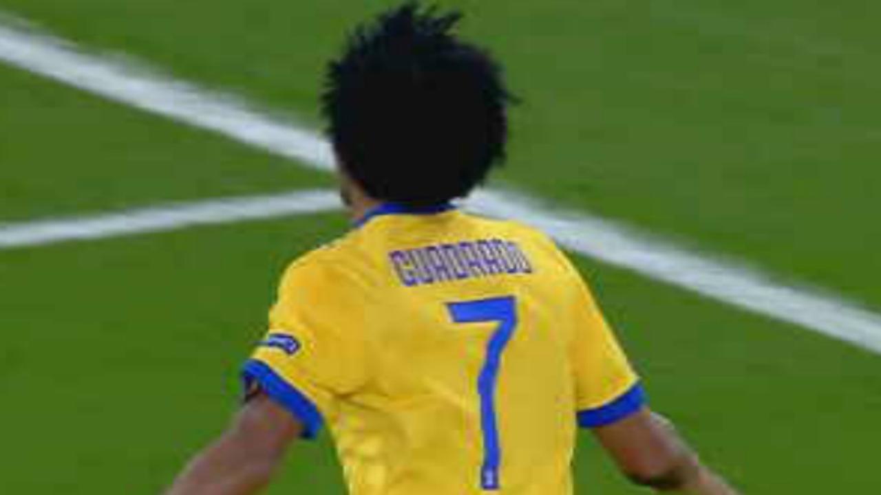 Samenvatting Olympiakos-Juventus (0-2)