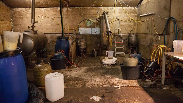 Waterzuivering in Baarle-Nassau ontregeld door drugsafval