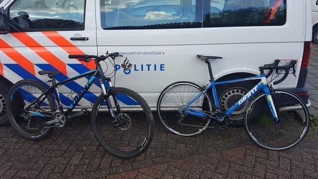 Twee verdachten opgepakt na vondst gestolen fietsen Bergen op Zoom