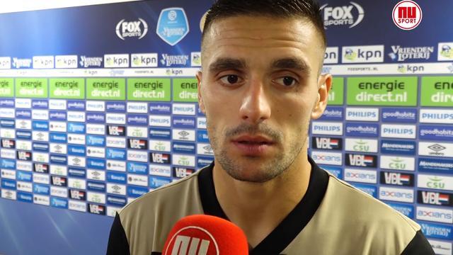 Ajax-aanvoerder Tadic: 'Frustratie dat we goals zo weggeven is groot'