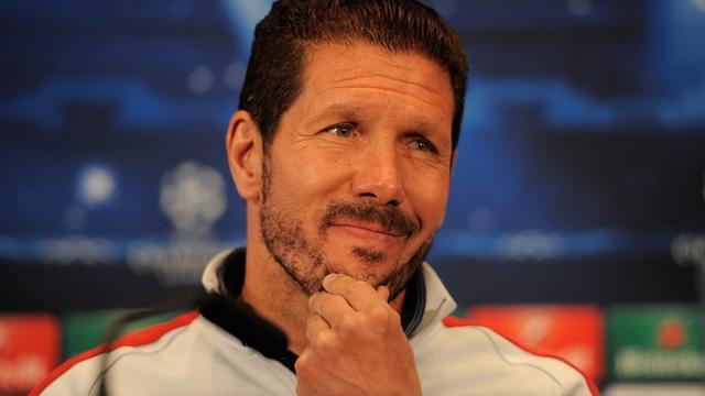 Atletico-coach Simeone op zijn hoede voor snelle aanvalslinie PSV