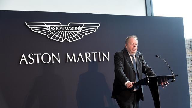 Aston Martin waarschuwt: Winst halveert door tegenvallende verkopen